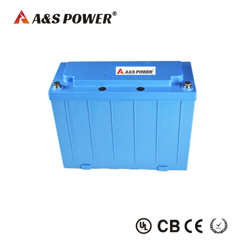 12v 150Ah lifepo4 battery for solar street light and storage