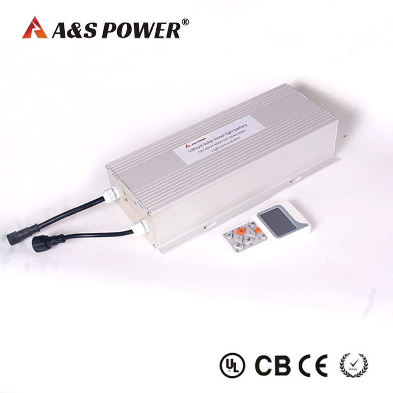 12V 40Ah Waterproof Li-ion Battery Pack