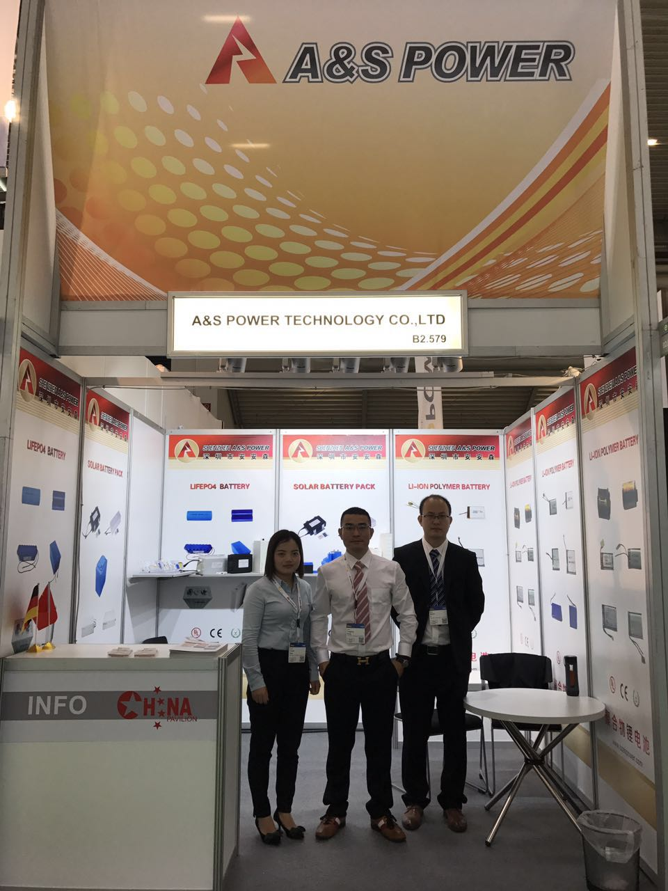 2017 Intersolar Europe Exhibition 02