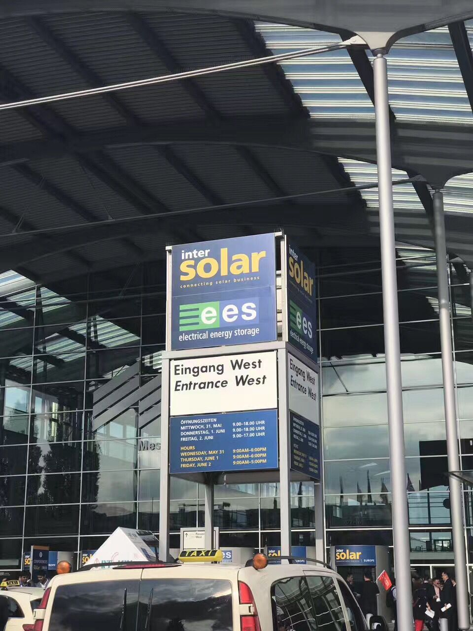 2017 Intersolar Europe Exhibition 04