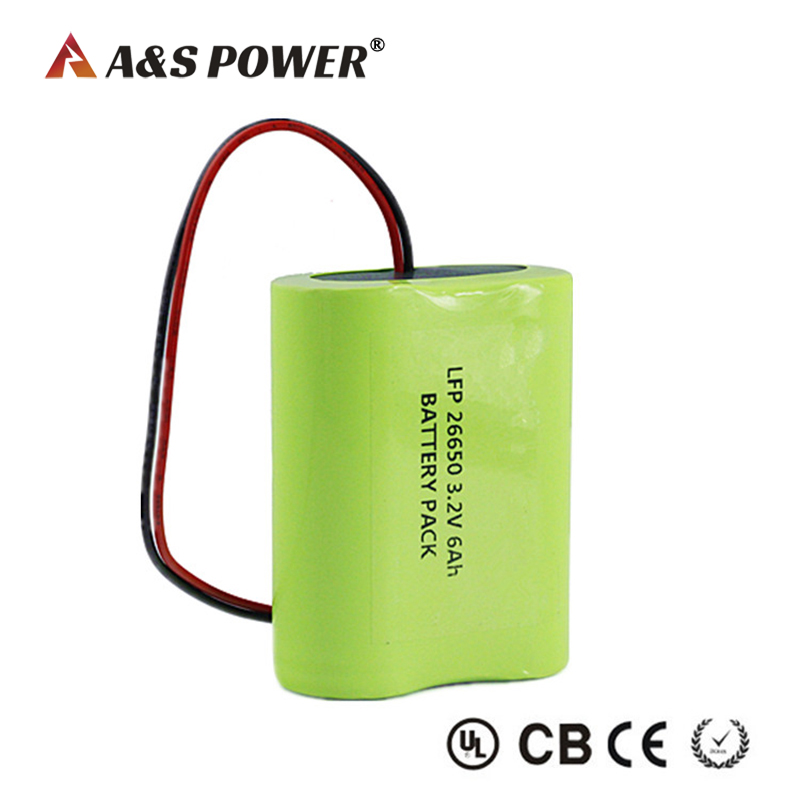 26650 Lifepo4  Battery pack