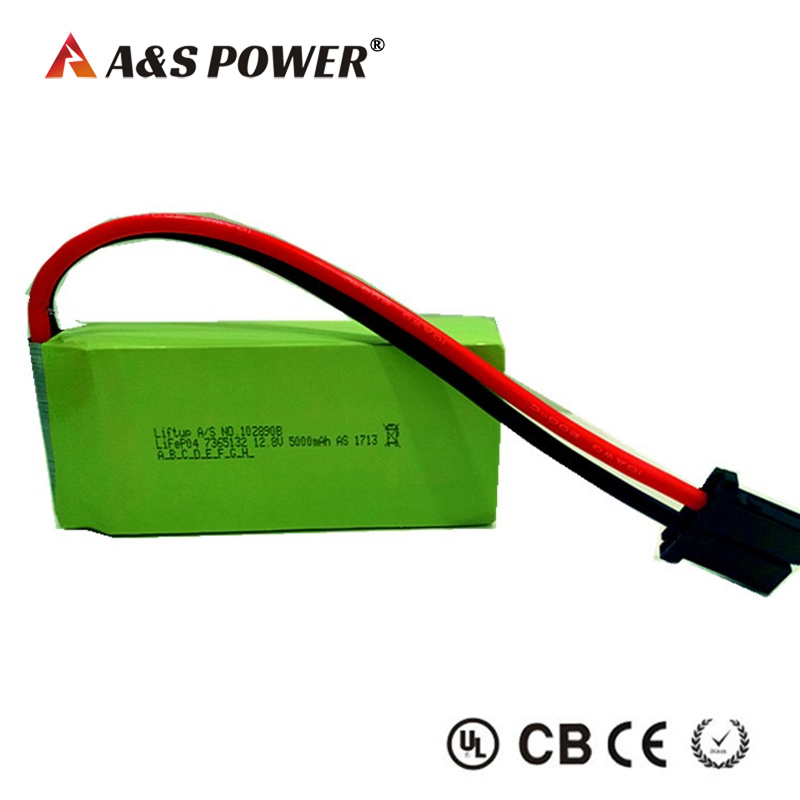 China Lifepo4 Battery 12v 5...