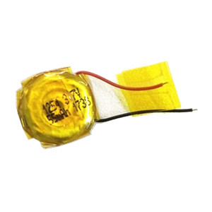 1254 3.7v 55mah coin battery