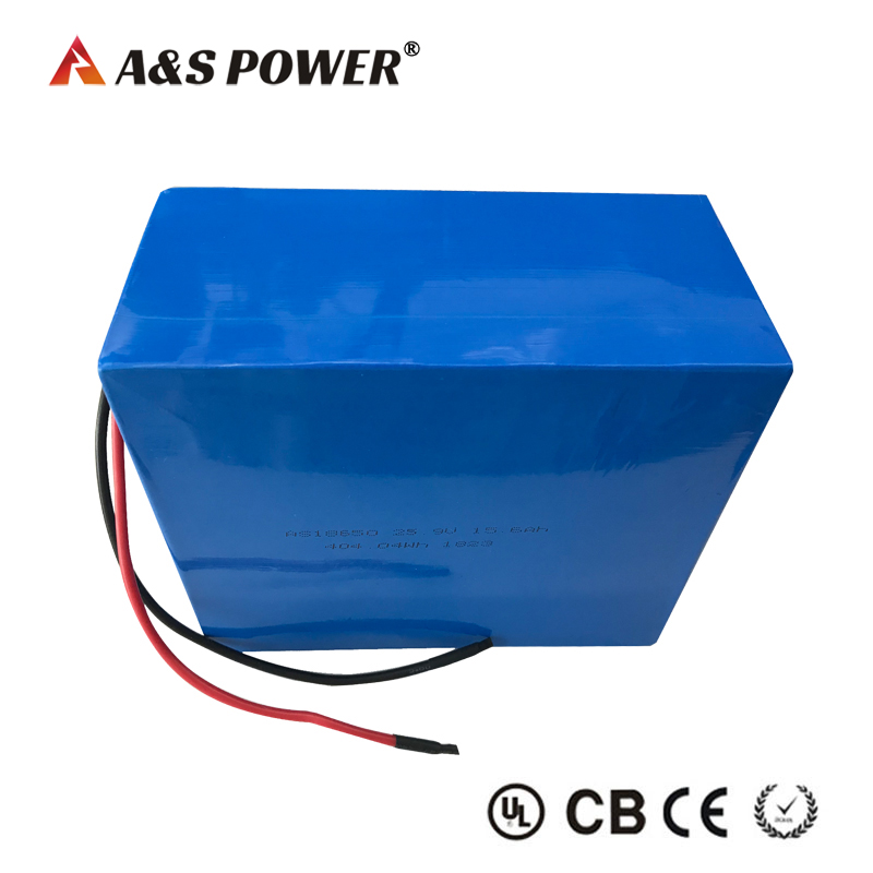 18650 25.9v 15.6ah lithium ion battery