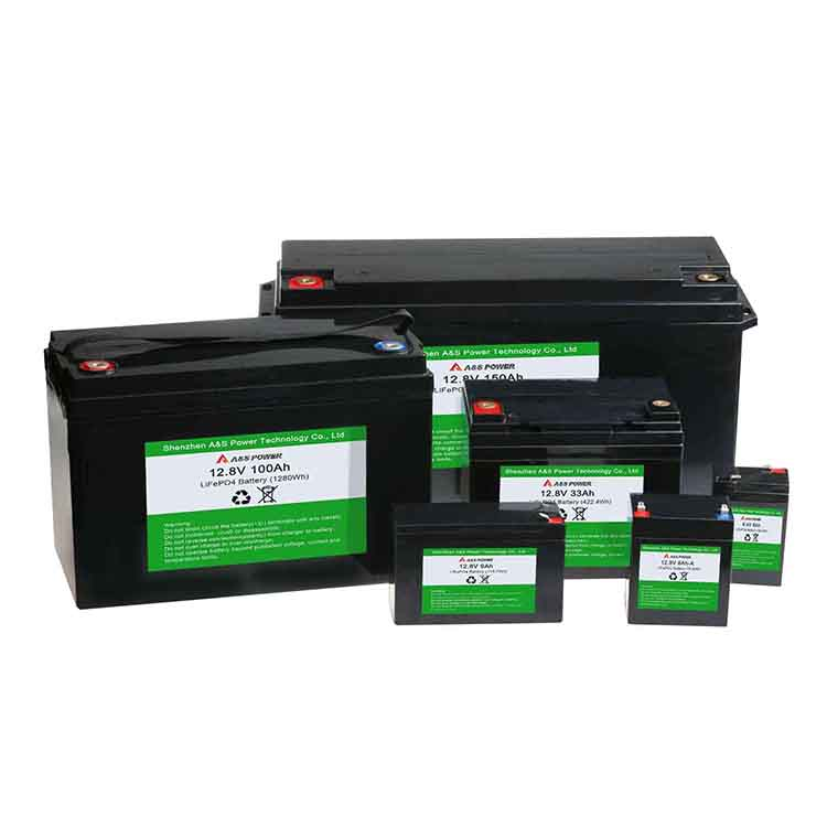 LiFePo4 Battery 750